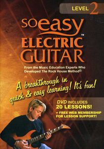 So Easy: Electric Guitar Level 2