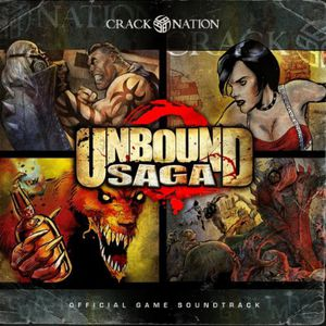 Unbound Saga (Original Soundtrack) [Import]