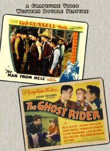 Man from Hell (1934) /  Ghost Rider (1935)