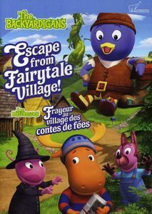 Backyardigans Escape from Fairytale Vill [Import]