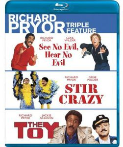 Richard Pryor Triple Feature