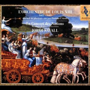 Orchestra of Louis Xiii