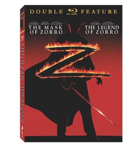 Legend of Zorro/ Mask of Zorro
