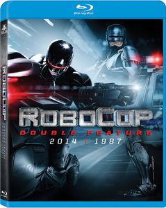 Robocop (1987) /  Robocop (2014) Double Feature