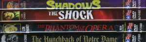 Phantom of Opera /  Hunchback of Notre Dame & Shock