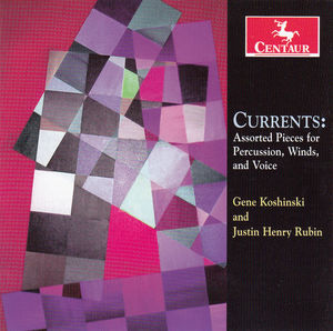 Currents - Assorted Pieces for Percussion Winds