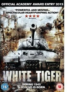White Tiger (Blu Ray)