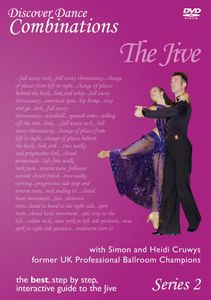 Discover Dance Combinations Jive 2