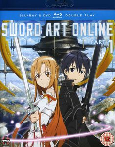 Sword Art Online-Part 1 (Episodes 1-7) (Blu-ray+Dv