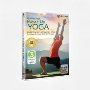 Gaiam Rodney Yee Power Up Yoga