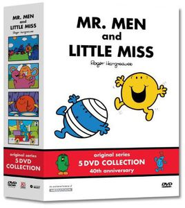 Mr. Men Gift Box [Import]