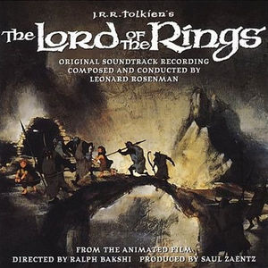 J.R.R. Tolkien's the Lord of the Rings (Original Soundtrack)