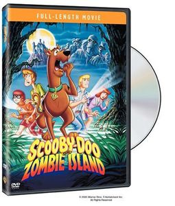 Scooby Doo on Zombie Island
