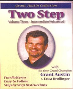 Two Step with Grant Austin Vol Three Intermediate