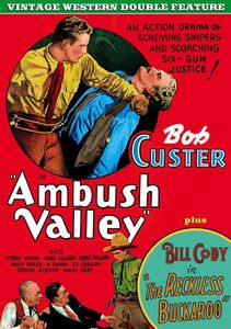 Reckless Buckaroo (1935) /  Ambush Valley (1936)
