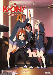 K-On: Season 1 - The Complete Collection