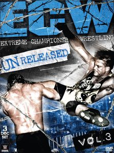 WWE: Ecw Unreleased - Vol. 3
