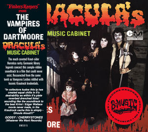 Dracula's Music Cabinet