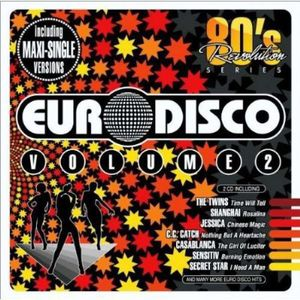 80's Revolution Euro Disco 2 /  Various [Import]