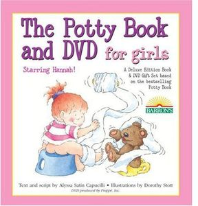 Deluxe Potty Movie Set: Girls