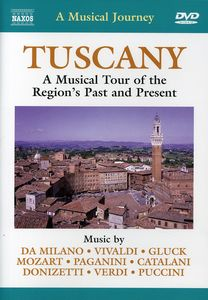 Musical Journey: Tuscany /  Various