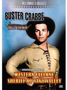 Buster Crabbe Western Double Feature 1