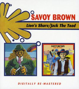 Lion's Share /  Jack the Toad [Import]