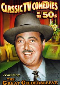 Great TV Comedy 50s Featuring Great Gildersleeve