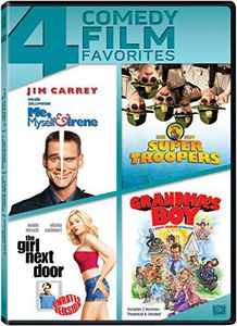Me Myself & Irene /  Super Troopers /  Girl Next