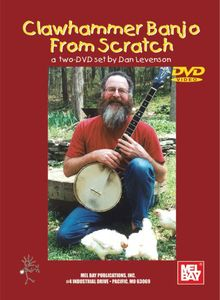 Clawhammer Banjo from Scratch 1 & 2 Combined Set
