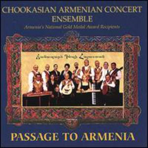 Passage to Armenia: Armenia's National Gold Medal