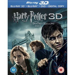 Harry Potter & the Deathly Hallows PT. 1 3D