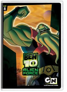 Ben 10 Alien Force 8