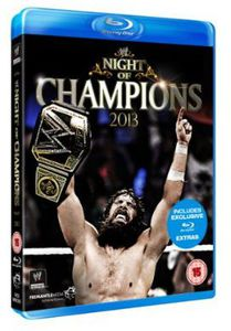 WWE : Night of Champions 2013