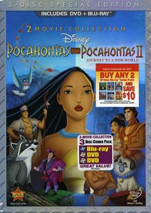 Pocahontas & Pocahontas II: Journey to a New World