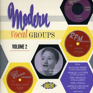 Modern Vocal Groups 2 /  Various [Import]