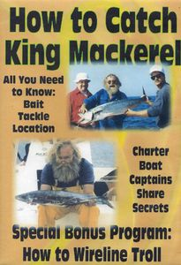 How to Catch King MacKerel & How to Wireline Troll