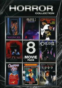 Horror Collection 1: 8 Movie Pack