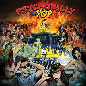 Psychobilly Goes Pop /  Various