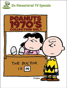 Peanuts: 1970's Collection 1
