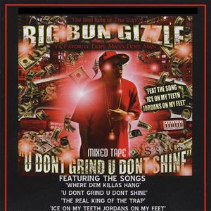 U Don't Grind U Don't Shine 2: Real King of the TR