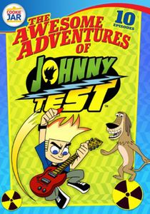 Awesome Adventures of Johnny Test: 10 Episodes