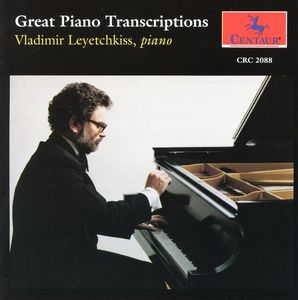 Great Piano Transcriptions
