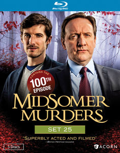 Midsomer Murders Set 25