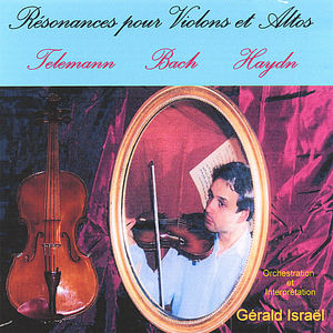 Resonances Pour Violons Et Altos