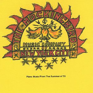 Pno Music from the Summer of 2001 PT. 3-Pno Suite