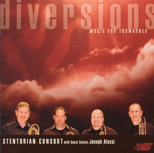 Stentorian Consort: Diversions