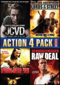 Vol. 1-Action Quad Feature [Import]