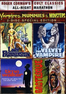 Vampires Mummies & Monsters Collection