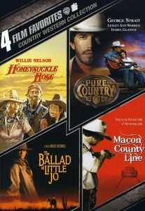 4 Film Favovrites: Country Westerns